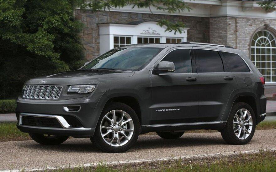 """Jeep Grand Cherokee"""