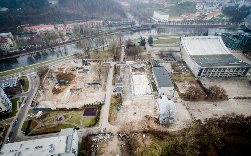Jewish museum not planned at Vilnius Sports Palace - Prime Minister