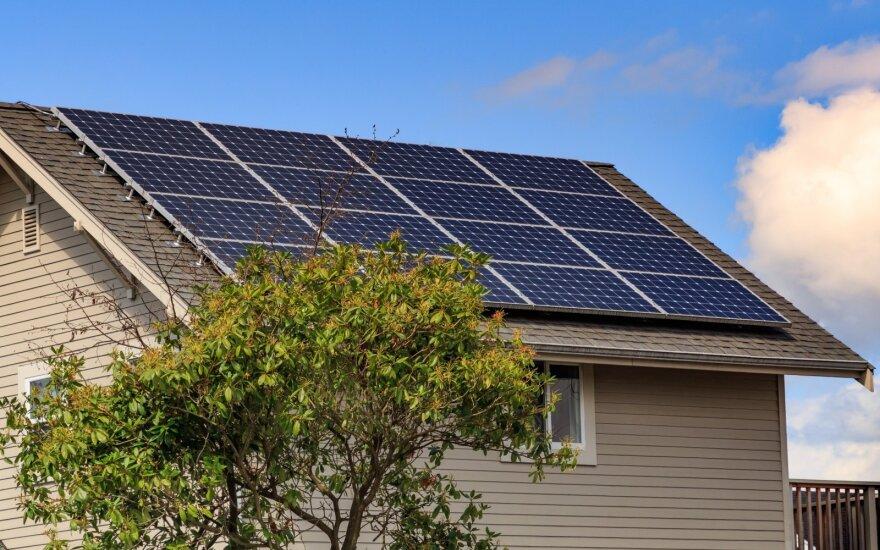 """""""Acme"""" žengia į saulės energetikos verslą"""