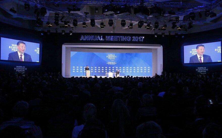 Lietuva kviečiama į Davoso ekonomikos forumą