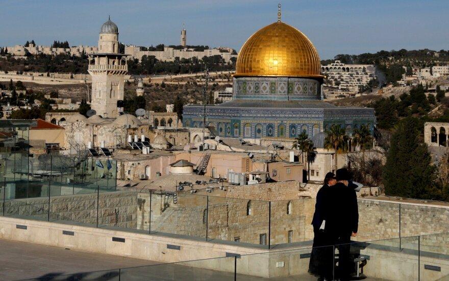 JAV žydai prašo perkelti Lietuvos ambasadą Izraelyje į Jeruzalę