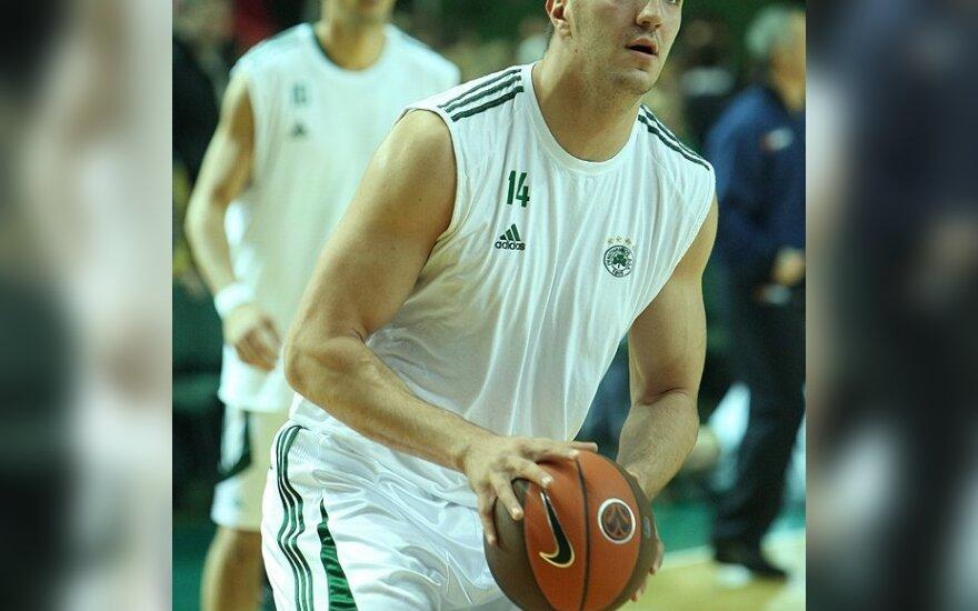 Nikola Pekovič (Panathinaikos)