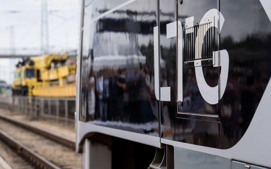 Geležinkelio pervažoje Rudaminoje iškils viadukas