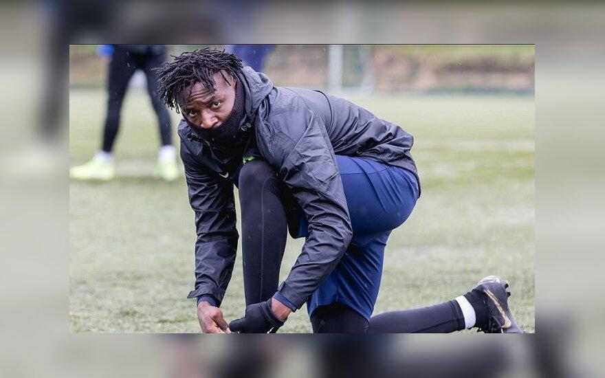 Tchayi Tchamba Cyrille / Foto: FK Riteriai