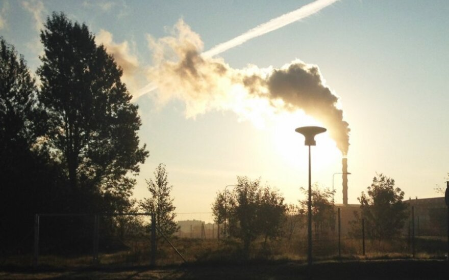 Lithuania among EU leaders in lowest greenhouse gas emissions