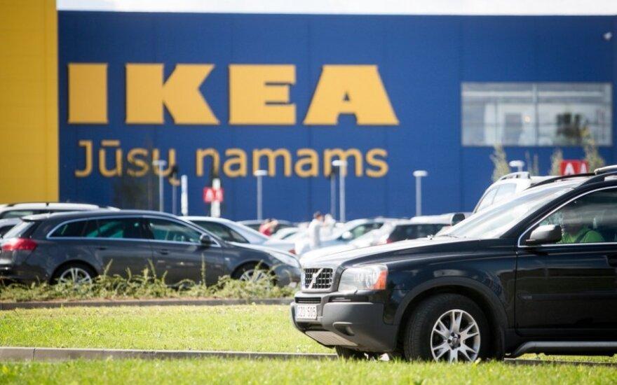 """""""Ikea"""" užsitraukė pirkėjų rūstybę"""