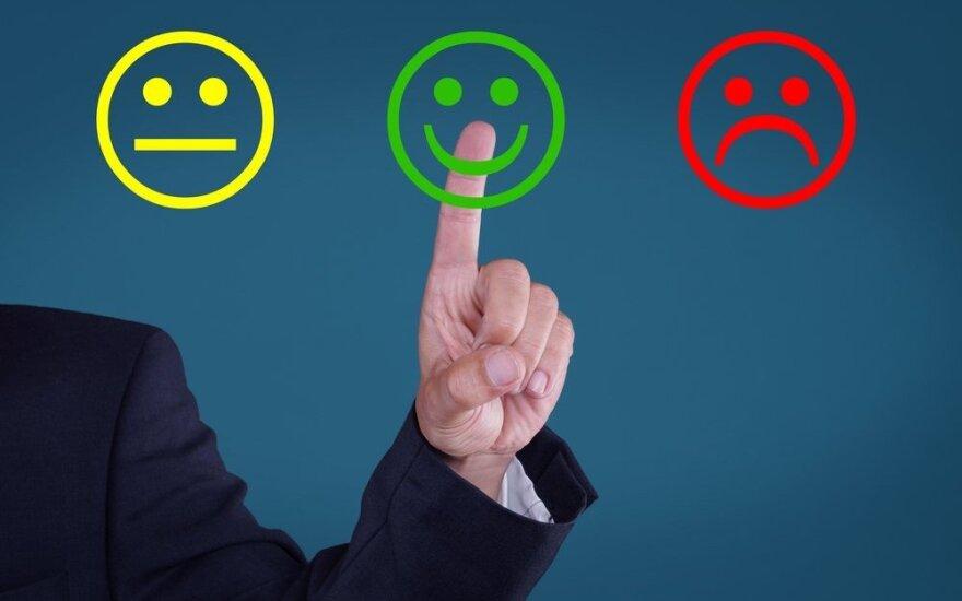 Projekcinis testas: slapta tiesa apie tave