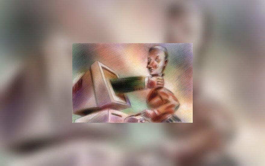 LAMA BPO vadovo nejaudina abiturientų pralietos ašaros