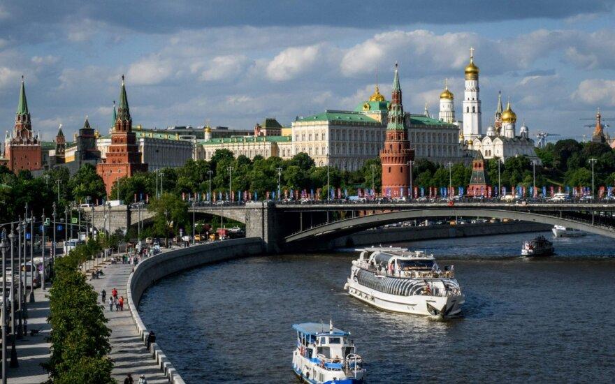 Rusija atsikirto JAV po šios pareiškimo dėl Krymo