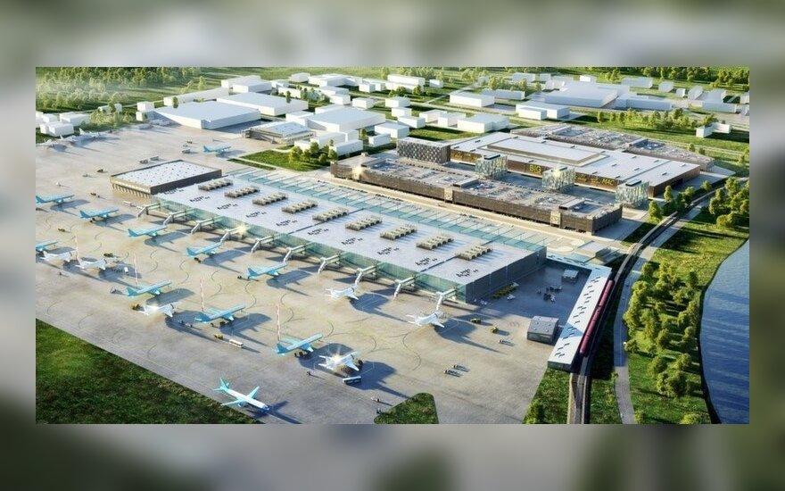 Ramenskoe oro uosto projektas