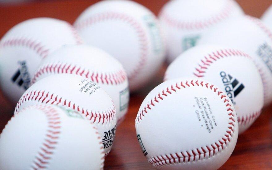 Beisbolo kamuoliai