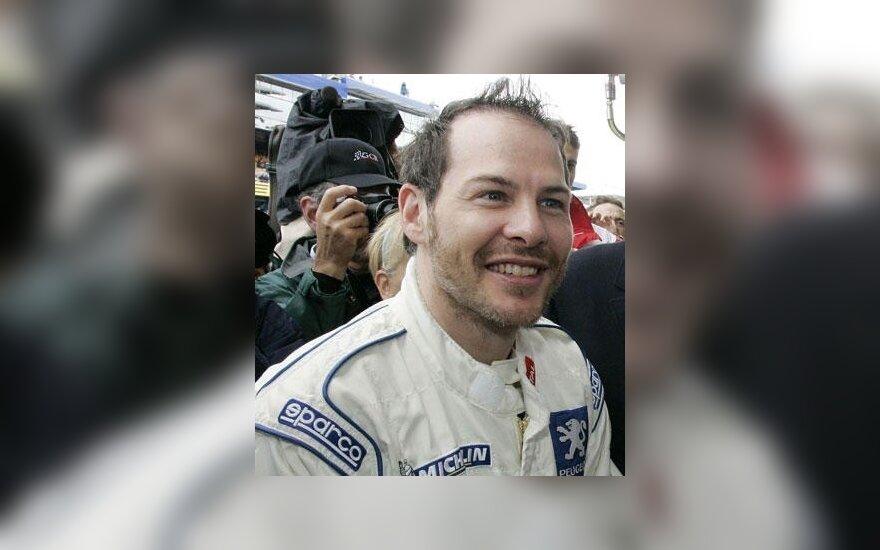 Jacques Villeneuve'as