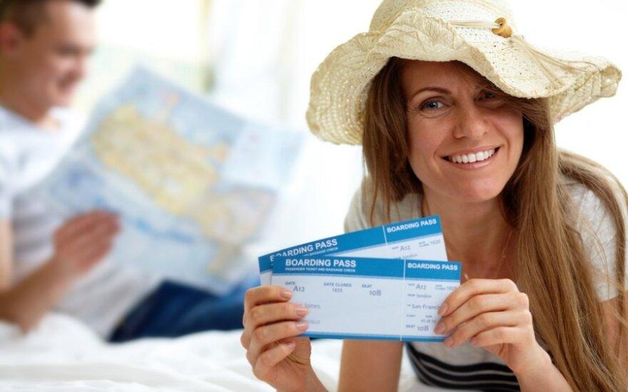 Kaip keliaujant sutaupyti pinigų?