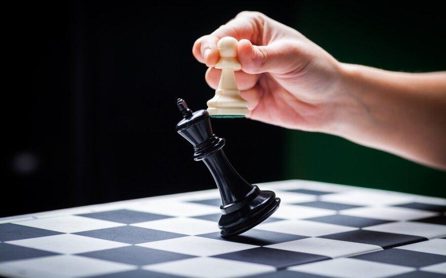 Kai nemokama pralaimėti: ar pralaimėjimas - tai pažeminimas?