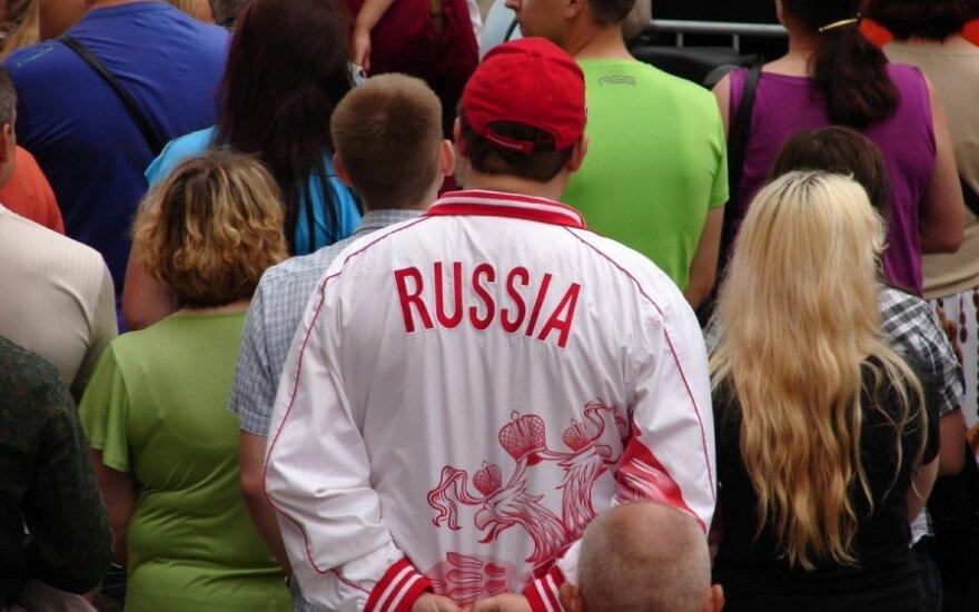 Skaitytojų akimis: sekmadienis Vingio parke – Rusijos diena