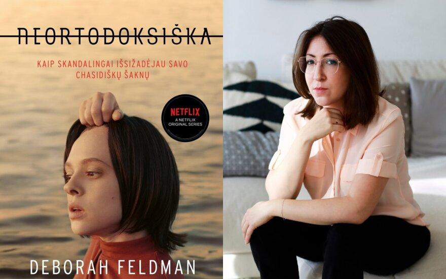 Neortodoksiška. Deborah Feldman