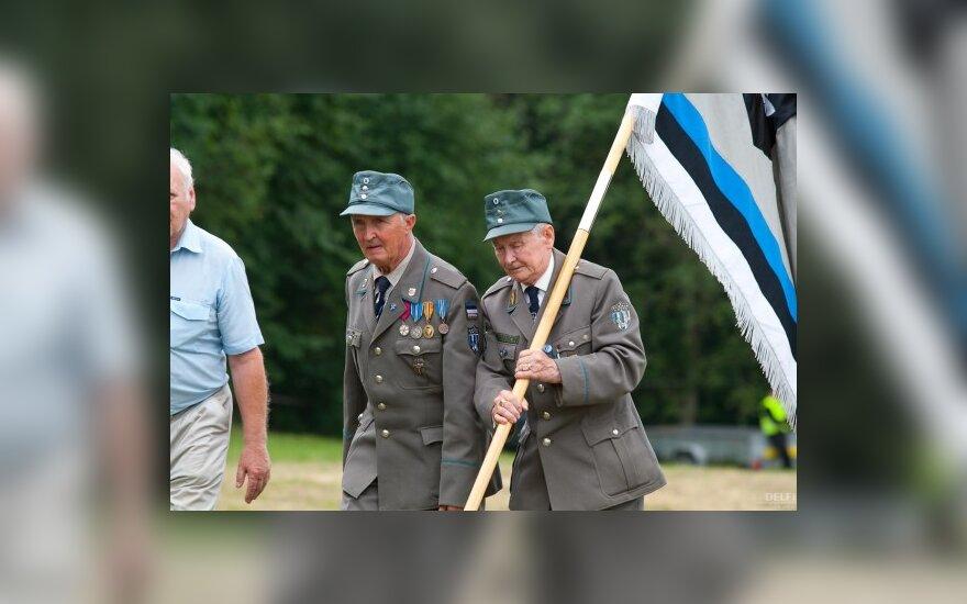 Estų SS veteranai