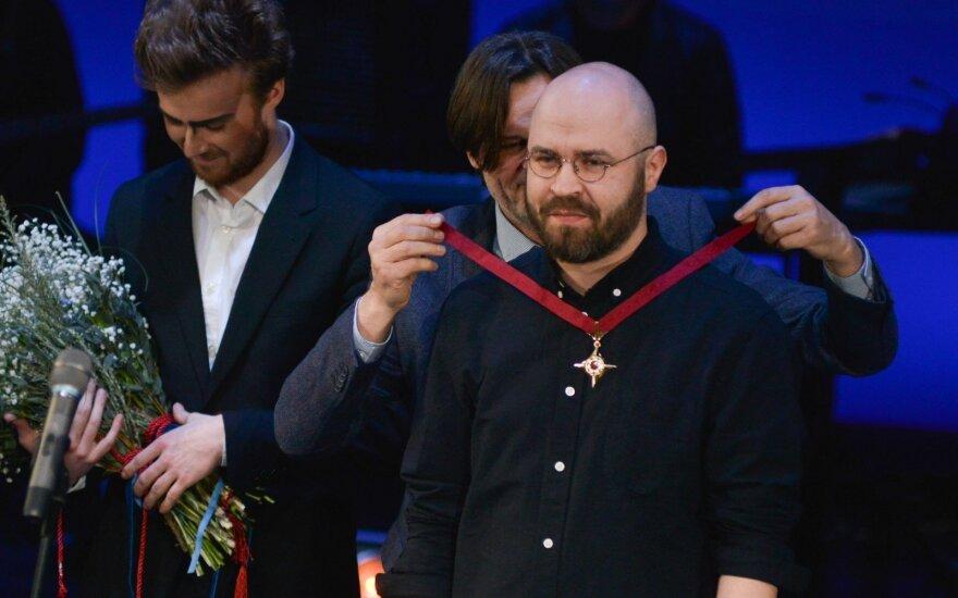 Teatralai bus apdovanoti Auksiniais scenos kryžiais