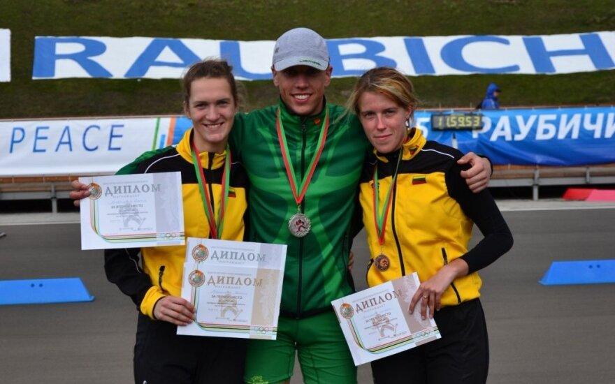 Lietuvos biatlono komanda