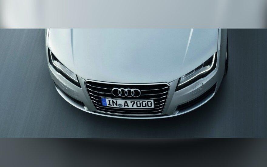 """""""Audi A9"""" – netolimos ateities projektas"""