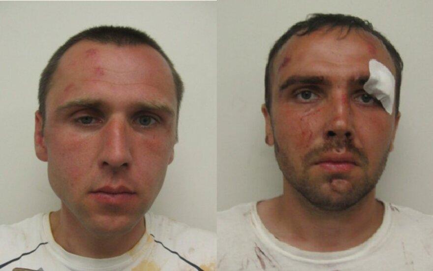 Policija sučiupo plėšikus, nuplėšusius kaunietei nuo kaklo grandinėlę