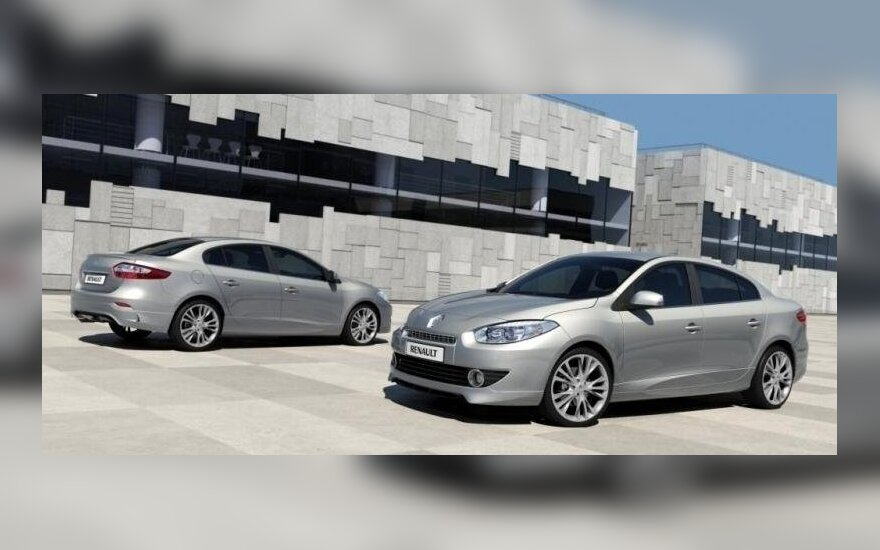 Renault Fluence Sport Way