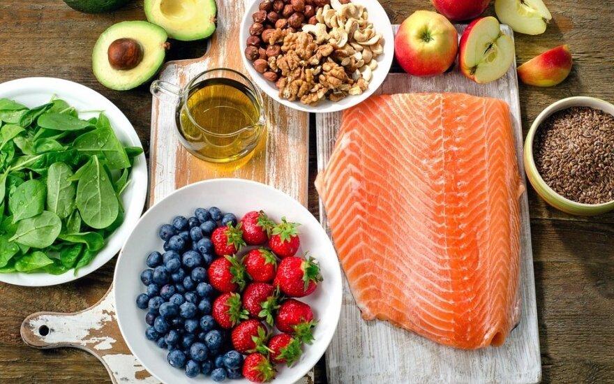 Ką valgyti, norint išvengti apakimo ir kitų akių ligų
