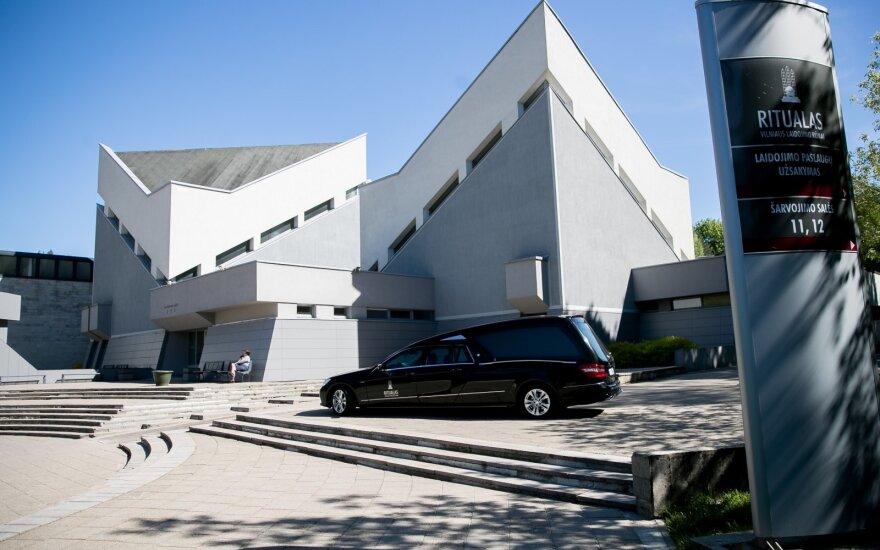 Krematoriumo Vilniuje idėja keliasi iš numirusių
