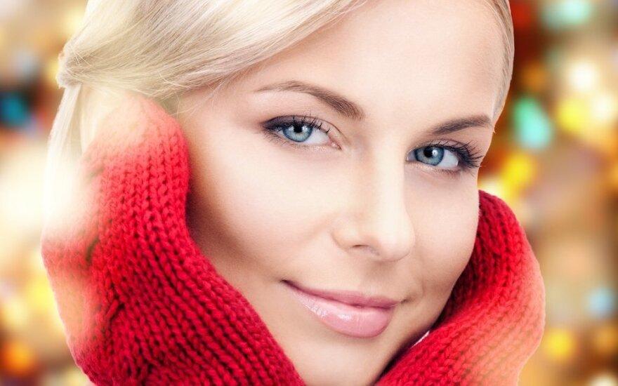 Trys taisyklės norinčioms žiemą džiaugtis gražia oda