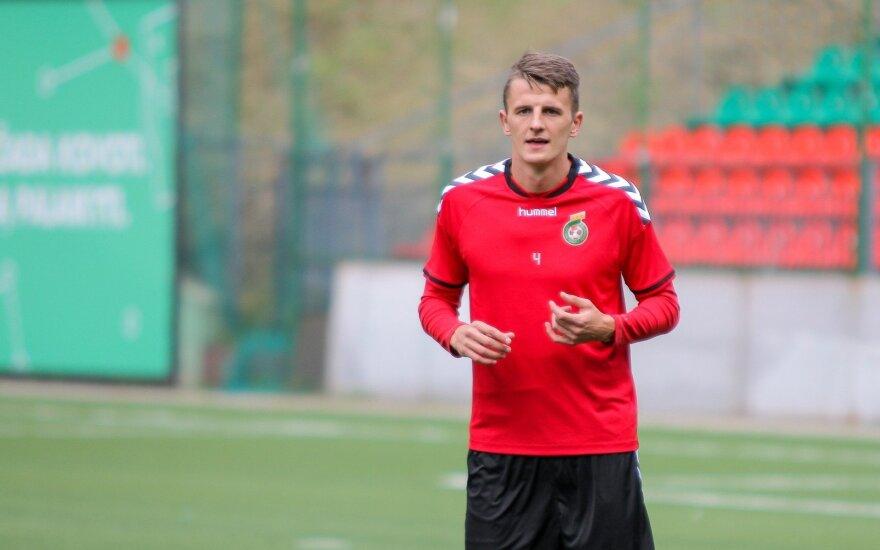 Edvinas Girdvainis (V. Januškos/LFF nuotr.)