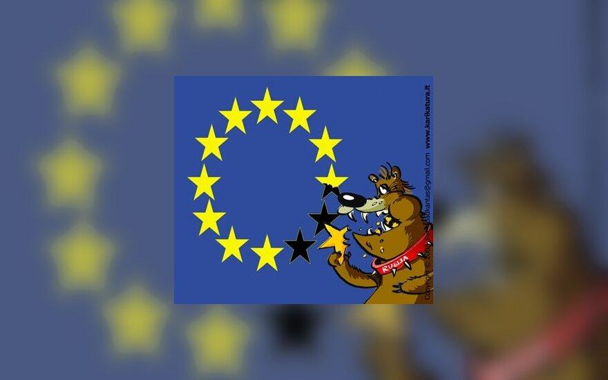 ES ir Rusija