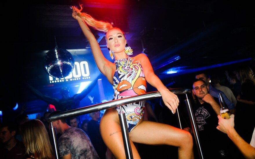 "Vakarėlis ""Ibiza Grand show"""