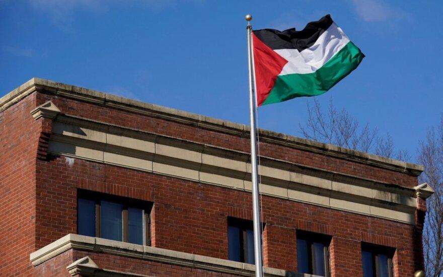 Palestinos išlaisvinimo organizacijos būstinė Vašingtone