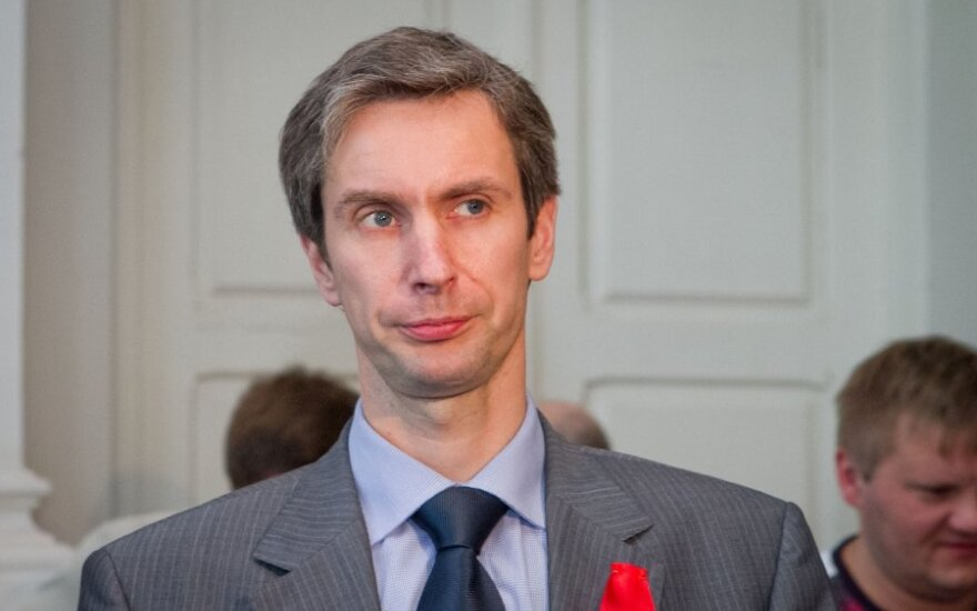 VRK pripažino, kad A. Paleckis papirkinėjo rinkėjus