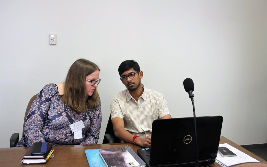 Iš KU per 70 milijonų reikalaujantis Indijos pilietis neįrodė, kad buvo prastai mokomas