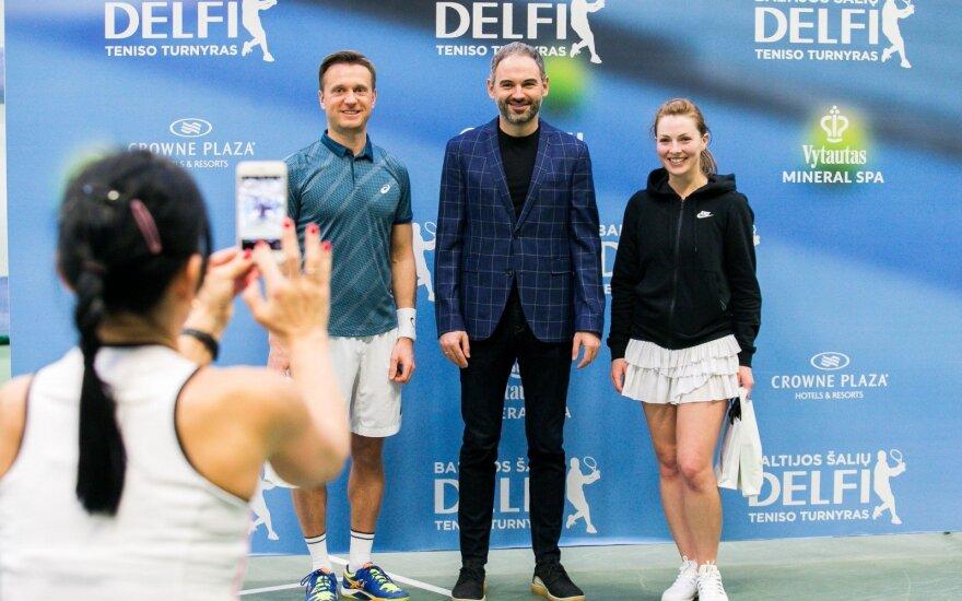 Finišavo Baltijos šalių DELFI teniso turnyras