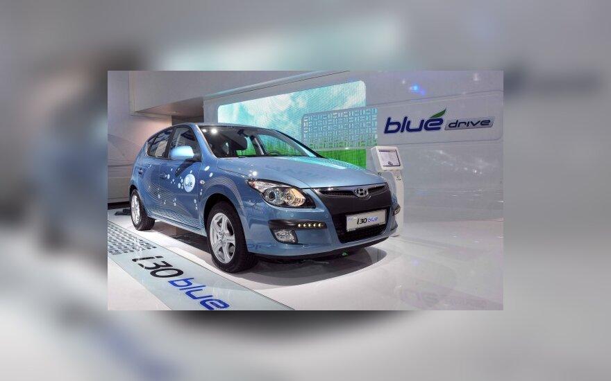 Hyundai i30 Blue DriveTM