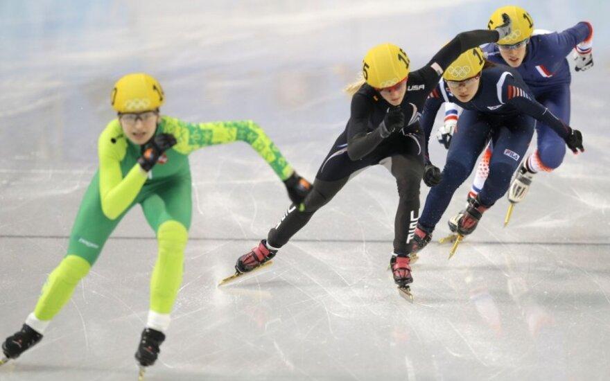 A. Sereikaitė apmaudžiai nepateko į Sočio olimpinių žaidynių ketvirtfinalį
