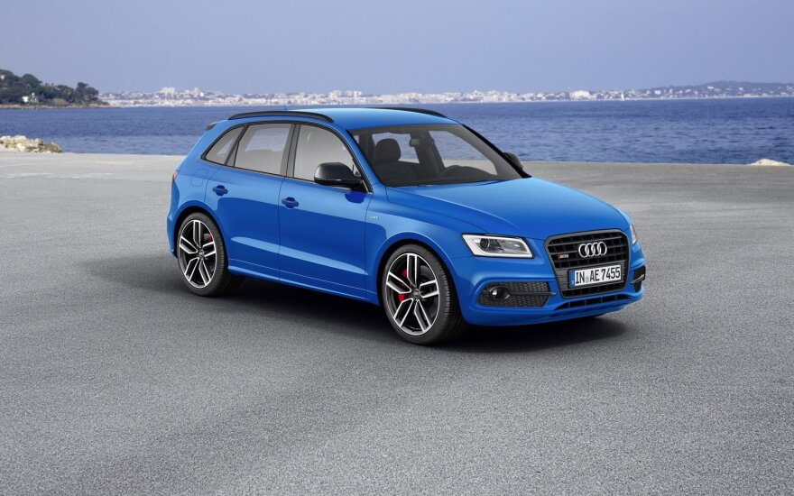 """""""Audi RS Q5"""""""