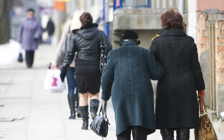 Low life expectancy rate 'a huge problem for Lithuania'