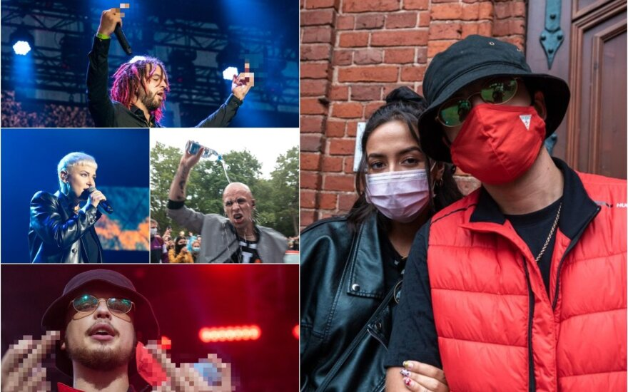 "Festivalis ""M.A.M.A. vasara"" 2020 / Foto: L. Grušeckas ir E. Sabaliauskaitė"