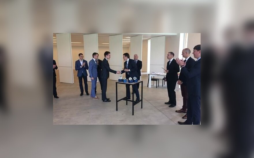 Paskutinę minutę rengtas verslo planas Lietuvos startuoliams atnešė šimtatūkstantinę investiciją