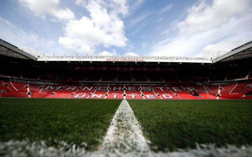"""""""Old Trafford"""" stadionas"""