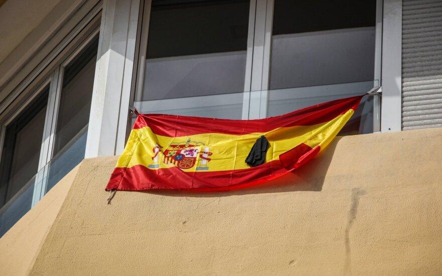 Ispanijoje – daugiau nei mėnesį laiko nematyti koronaviruso aukų skaičiai