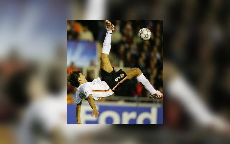 "Fernando Morientes (""FC Valencia"")"