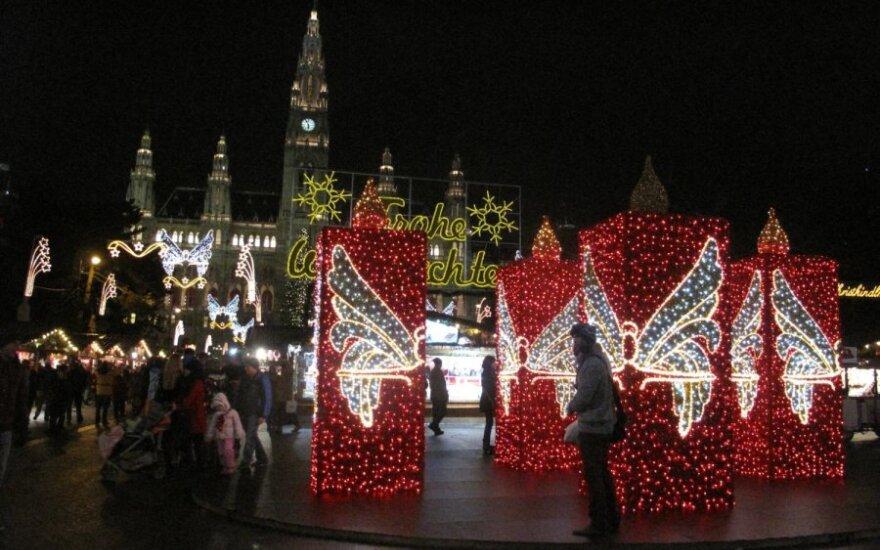 Rotušės aikštė Vienoje