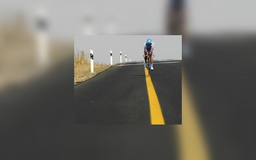 Dviračių sporto atskiro starto lenktynės