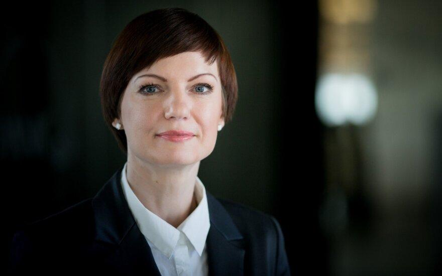 Monika Garbačiauskaitė - Budrienė