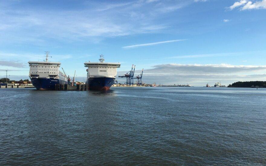 Klaipėdos uoste – 43 mln. eurų vertės krantinių gilinimo darbai