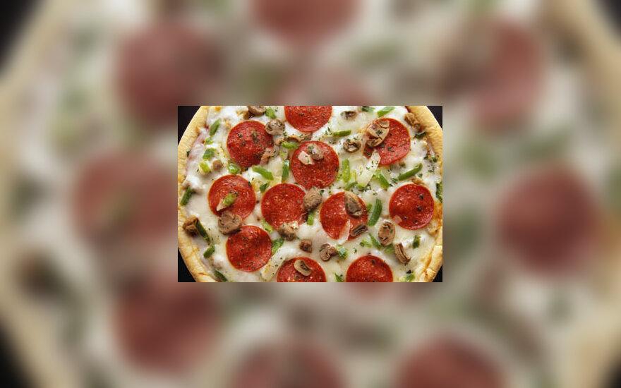 pica, maistas, valgis